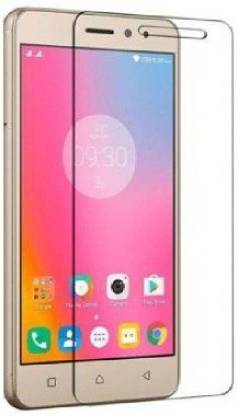 Tigerify Tempered Glass/Screen Protector Guard for Lenovo K6 Power (TRANSPARENT COLOR) Edge To Edge Full Screen 1