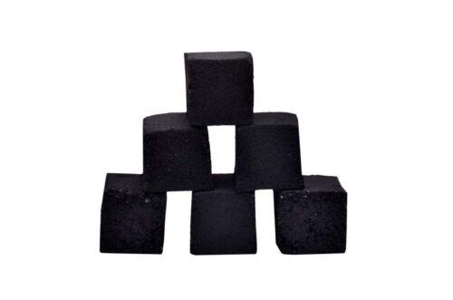 Al Akbar Long Lasting Coconut Coal for Burning Hookah Shisha 30 Pieces / 250 Gram 1