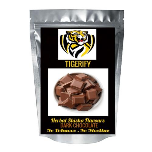 TIGERIFY Ultra Light Shisha Hookah Herbal CHOCOLATE Flavour 50grams 1